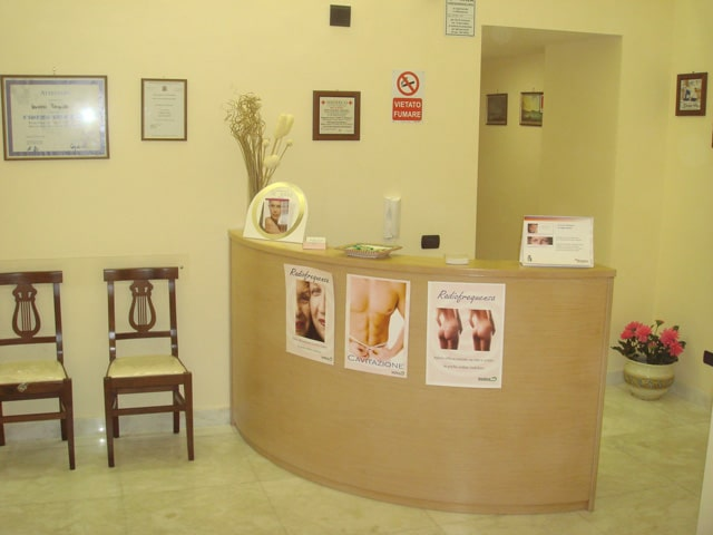 Sala di attesa 3